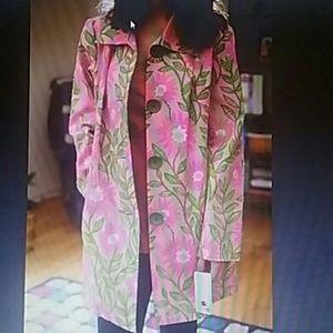 3 Sisters Jackets & Blazers - New 3 Sisters Brand Floral Summer Jacket