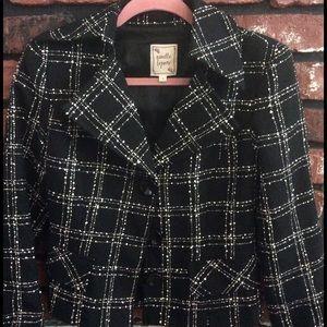 Nanette Lepore Jackets & Blazers - Nanette Lepore Tweed Jacket