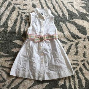 Ralph Lauren Other - Ralph Lauren white sleeveless dress