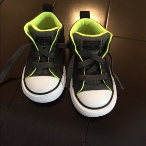 Converse Other - Brand New- baby to toddler converse sneakers