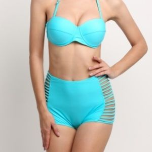 Other - Brand new sexy high waisted bikini size Small 2-4