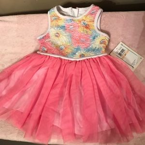 Marmellata Other - Size 2T Marmellata Pink Tutu Dress 🌸NWT🌸