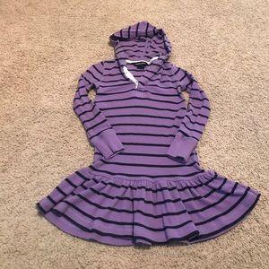 Ralph Lauren Other - Ralph Lauren girls hooded dress! Super cute!
