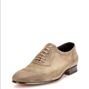 n.d.c. Other - n.d.c Oxford suede shoes