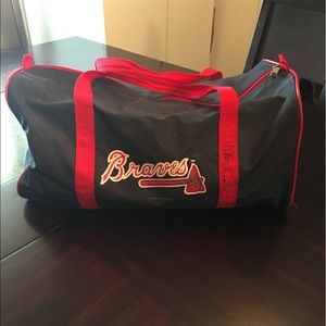 Atlanta Braves/Kellogg's Other - Atlanta Braves Duffle Bag