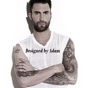 Adam Levine Tops - Adam Levine Women's Essential Crewneck Tee