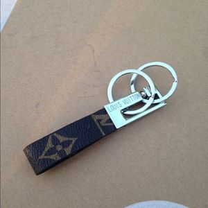 Louis Vuitton Accessories - Louis Vuitton Keychain 😍