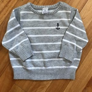 Carter's Other - Carters Anchor Sweater 6months