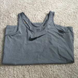 Nike Tops - Nike Dri-Fit razor back