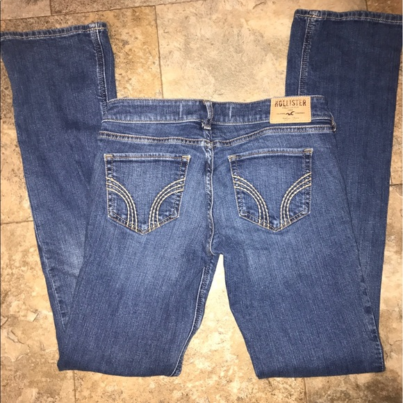 Hollister - Hollister jeans size 3 EUC 31 inch inseam from ...