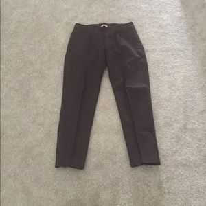 EUC Lilly Pulitzer Travel Pant - Chocolate - XL
