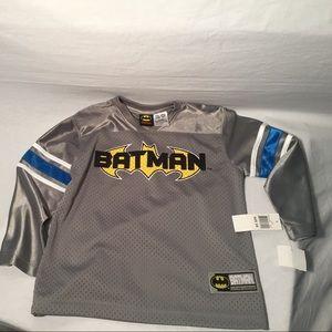 Batman Other - Boys Polyester Batman Jersey