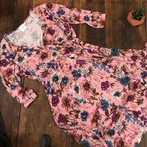 ASOS Maternity Dresses & Skirts - ASOS maternity pink dress