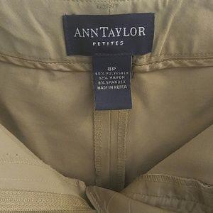 Ann Taylor Pants - Ann Taylor Tan Dress Pants