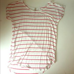 Simple Striped Tee
