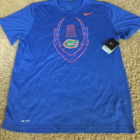 43 off nike other new men 39 s xl nike dri fit florida for Do gucci shirts run small