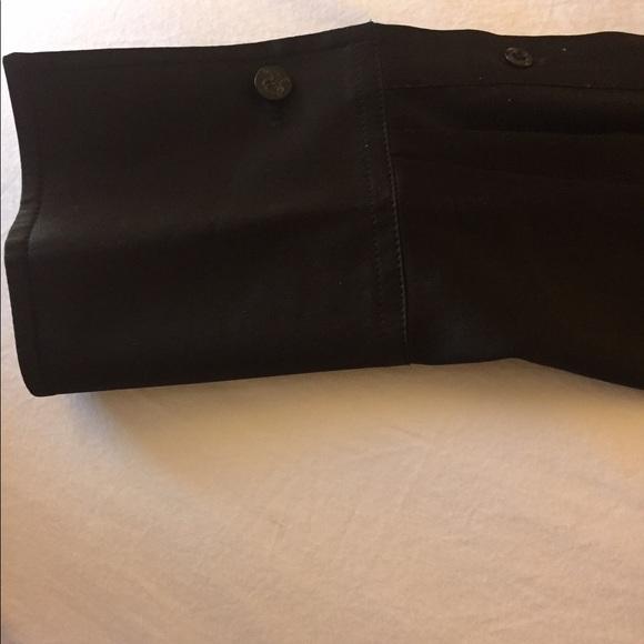 Ralph Lauren Black Silk Blouse 11