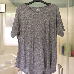 Madewell Whisper Cotton Crewneck - XL