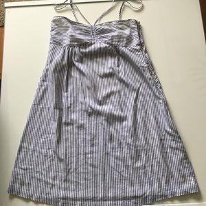 Esprit Dresses & Skirts - [Esprit] Blue/White Summer Dress