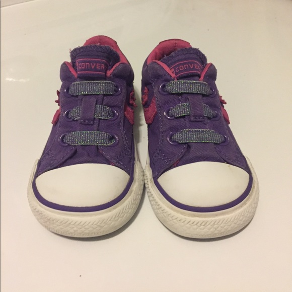 61c35241f799 Converse Other - Size 4 baby girl Converse Shoes
