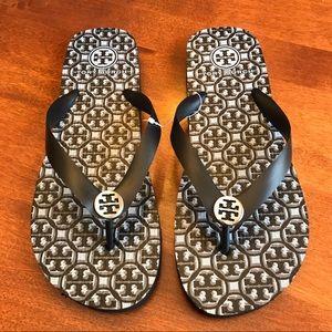 Tory Burch Shoes - NWOT Tory Burch flip flops