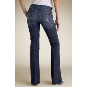 7 For All Mankind Denim - {7 FOR ALL MANKIND} JEANS