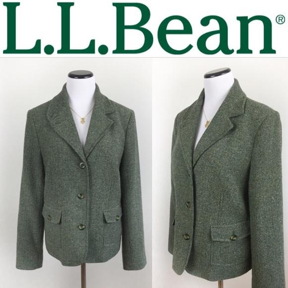 85% Off L.L. Bean Jackets & Blazers