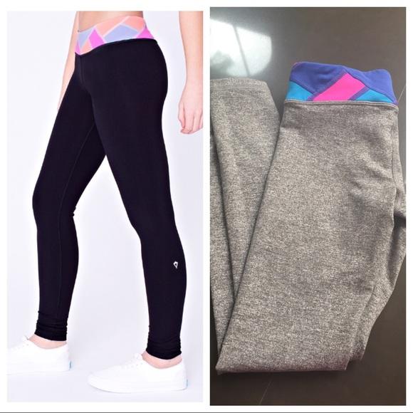 348249c333ba7 Ivivva Bottoms | Rhythmic Tight Leggings Quilt | Poshmark