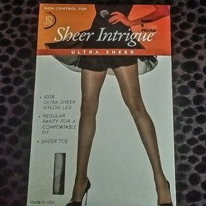 b21c0679c60 Sheer Intrigue Accessories - Queen Size Pantyhose Bundle of 3