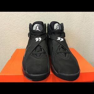 Nike Other - BRAND NEW WITH BOX AIR JORDAN RETRO BLACK SIZE 9.5
