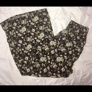Abercrombie kids girls size medium pants