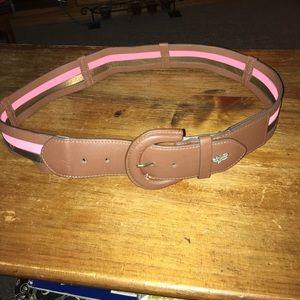 Fox Accessories - Fox Racing Leather Belt