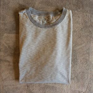 J.Crew casual striped tee