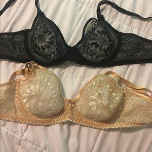 Nina Ricci Other - Nina Ricci Lace bra bundle