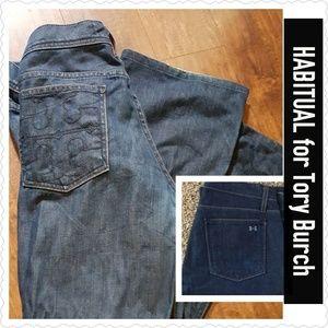 Habitual Denim - Habitual for Tory Burch bootcut jeans 27