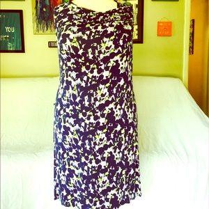 Vera Wang Midi Dress