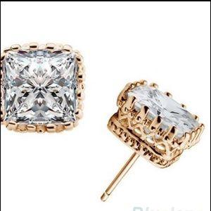 Jewelry - Crown Studs!
