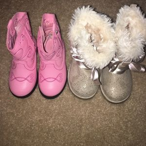 Other - Bundle of 2 pairs boots