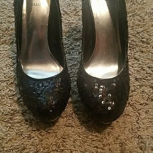 Bakers Shoes - Bakers sequin shoes