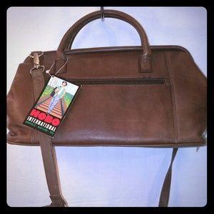 HOBO Handbags - Hobo International Ladies Handbag Brown Leather