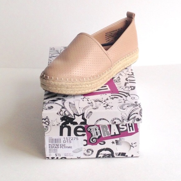 a9cfd88a713 Brand new espadrilles shoes NWT