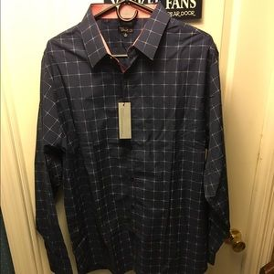 Slim Fit Button Down Shirt size XL