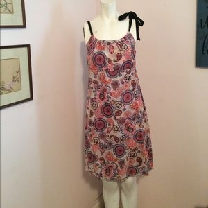 Floral and Paisley Dress