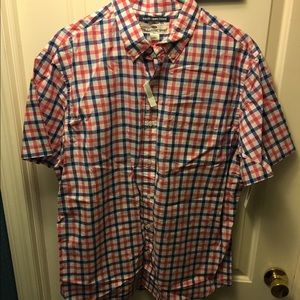Old Navy Plaid Shirt Size XL Button Down