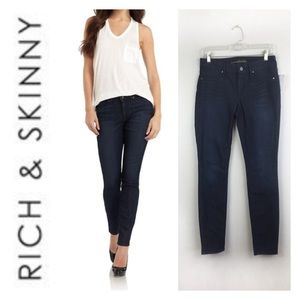 Rich & Skinny Denim - OFFERS👍NWT RICH & SKINNY MARYLIN SKINNY JEAN 27