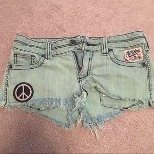Affliction Pants - Affliction Shorts