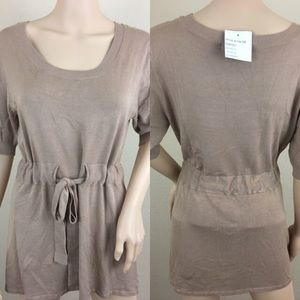 Katherine Barclay Tops - NWT Katherine Barclay belted tunic top