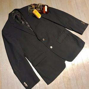 John Varvatos Other - John Varvatos navy double vent 2-button blazer