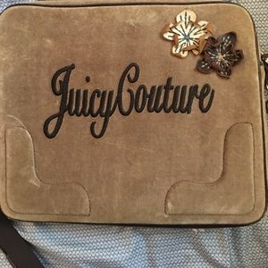Cute Juicy Couture laptop bag
