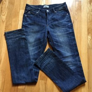 Acne Other - ACNE Blue Denim Straight Leg Jeans Pants